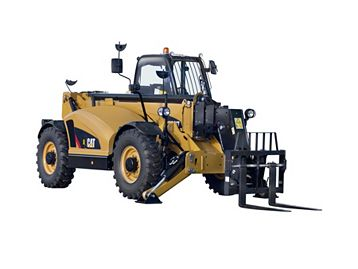 TH417C - Telehandlers