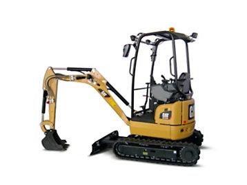 new D series excavator