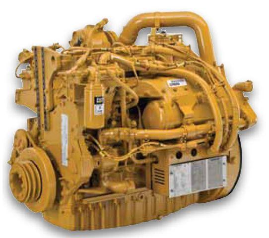 C7 ACERT™ Hazardous Location Engine