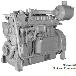G3306 Industrial Gas Engine