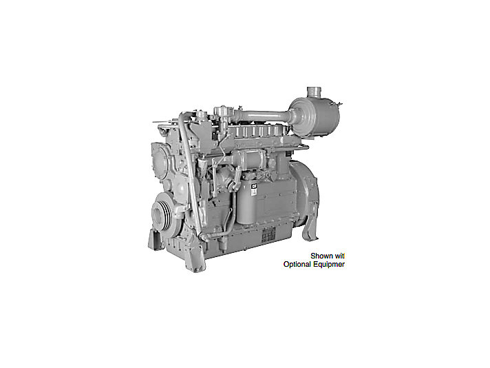 Motor de Gas Industrial G3306