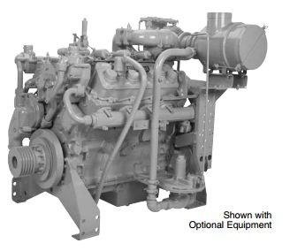 G3408B Gas Engine