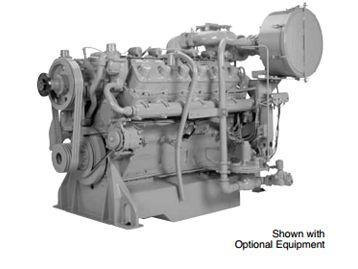 G3412 - Gas Engines