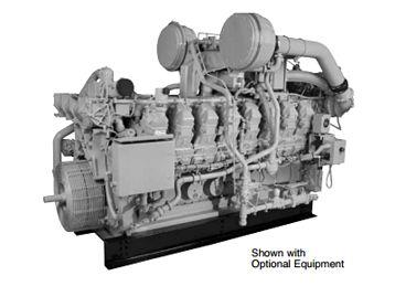 G3512/G3512B - Gas Engines