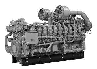 G3520/G3520B Industrial Gas Engine