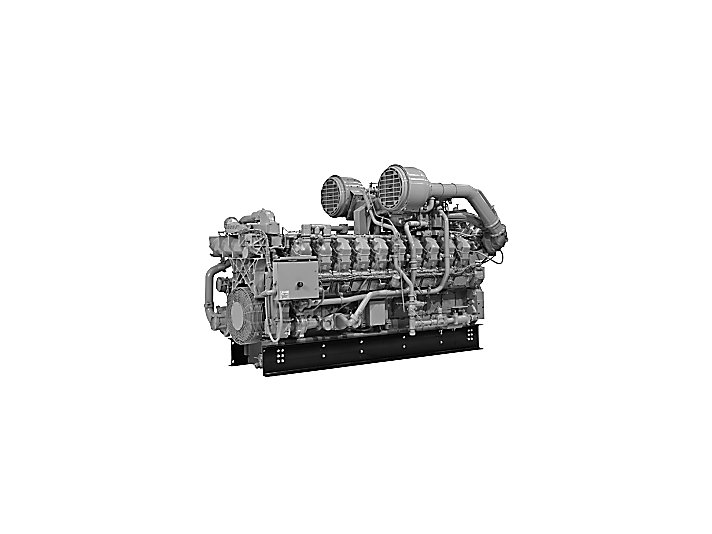 Engine Gas Industri G3520/G3520B