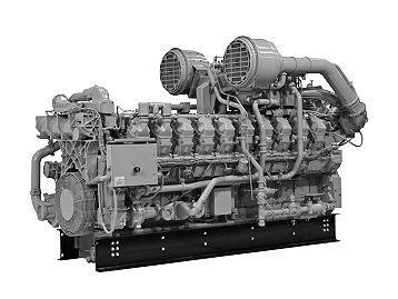 G3520/G3520B - Gas Engines