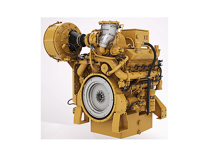 Engine Minyak Bumi Gas CG137-8