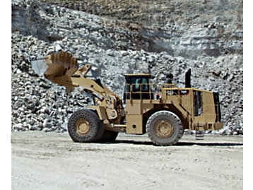 The 988K Wheel Loader