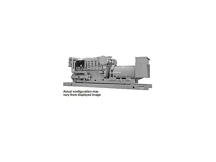 3516B Offshore Generator Set