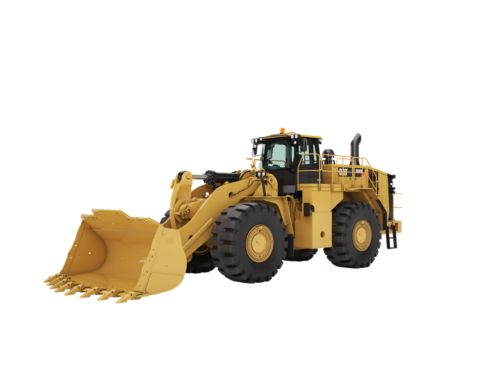 988K - Large Wheel Loaders