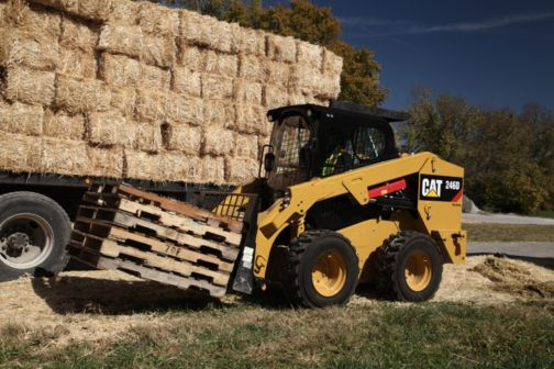 246D - Skid Steer Loaders