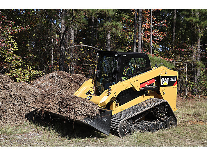 Multi Terrain Loader 277D