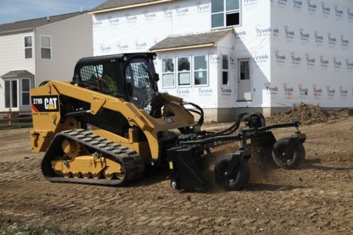 279D - Compact Track Loaders