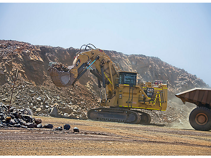 Pelles minières hydrauliques6060/6060FS