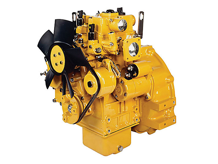 C0.5 Tier 4 Diesel Engines - Highly Regulated