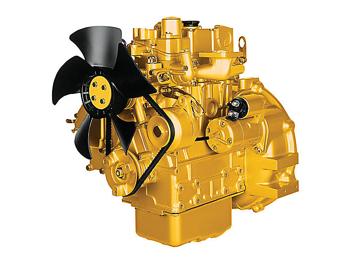 C0.7 Tier 4 Diesel Engines - Highly Regulated