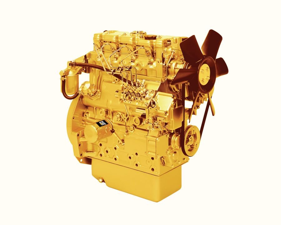 C1.6 Tier 4 Diesel Engines - Highly Regulated