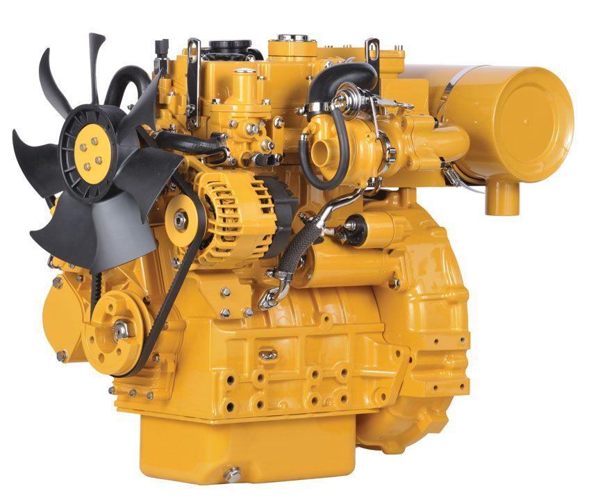 C1.5 Tier 4 Diesel Engines - Highly Regulated