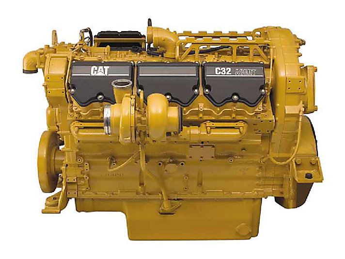C32 ACERT™ LRC Diesel Engines - Lesser Regulated & Non-Regulated