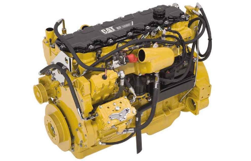 New Cat C7 ACERT™ Industrial Diesel Engine for Sale