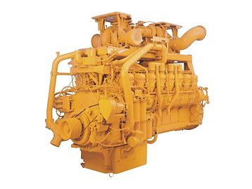 3516B - Industrial Diesel Engines - Lesser Regulated & Non-Regulated