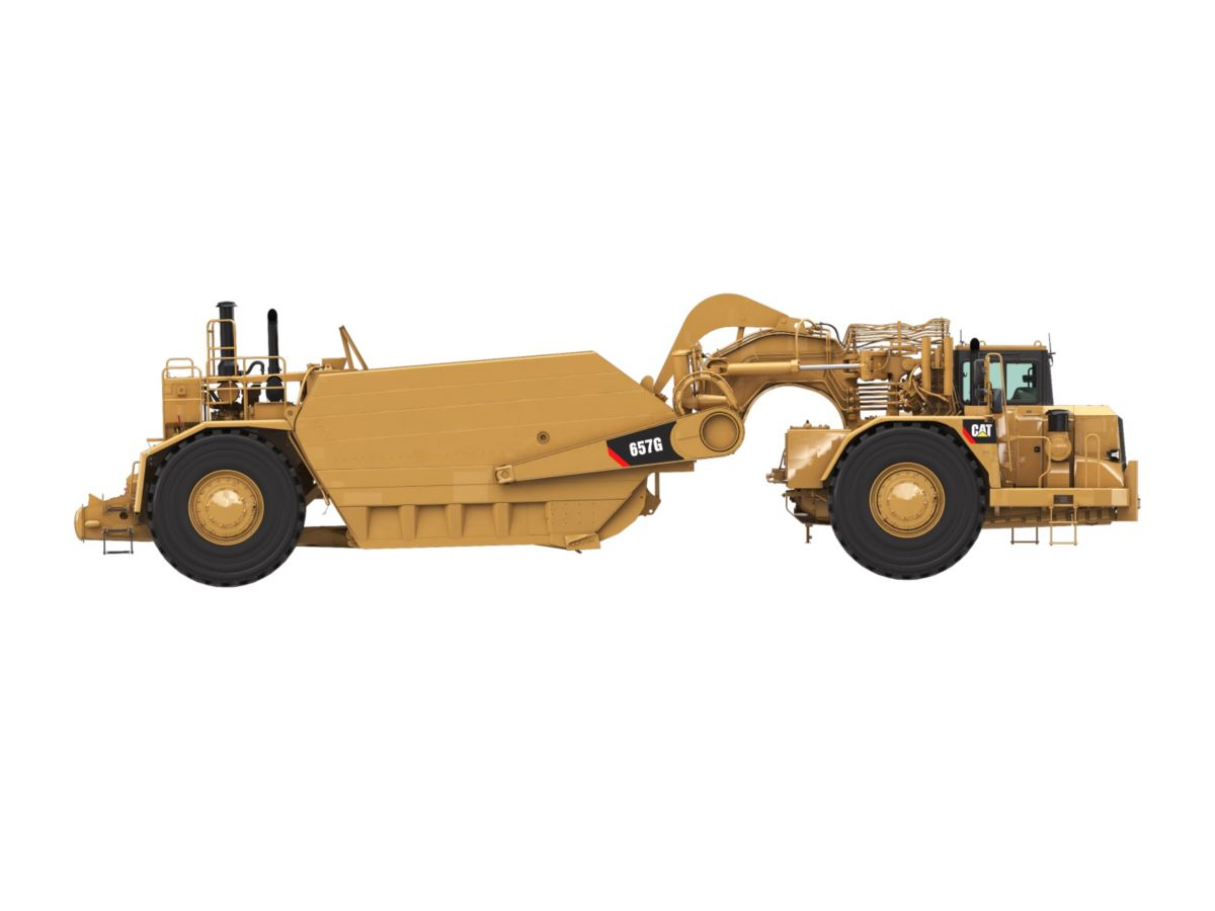 Used Tires Mobile Al >> Cat® Wheel Tractor-Scrapers in UAE, Kuwait, Qatar, Oman ...