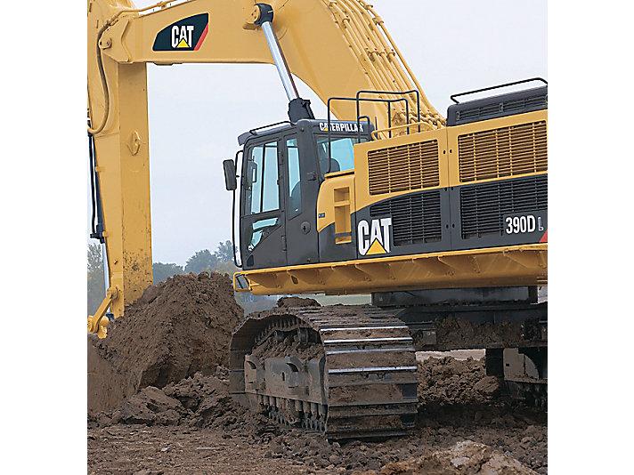 Excavadora Hidráulica Grande 390D L