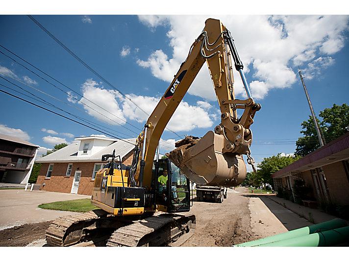 320E L Medium Hydraulic Excavator
