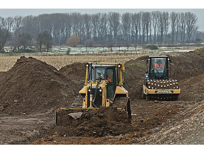 CP56 振动土壤压实机