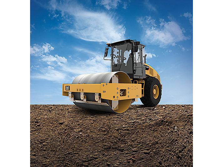 CS56B Vibratory Soil Compactor