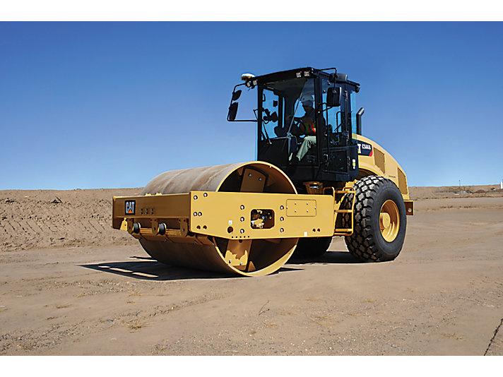 CS66B Vibratory Soil Compactor