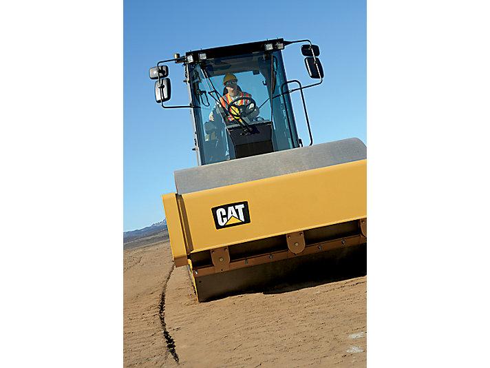 CS78B Vibratory Soil Compactor