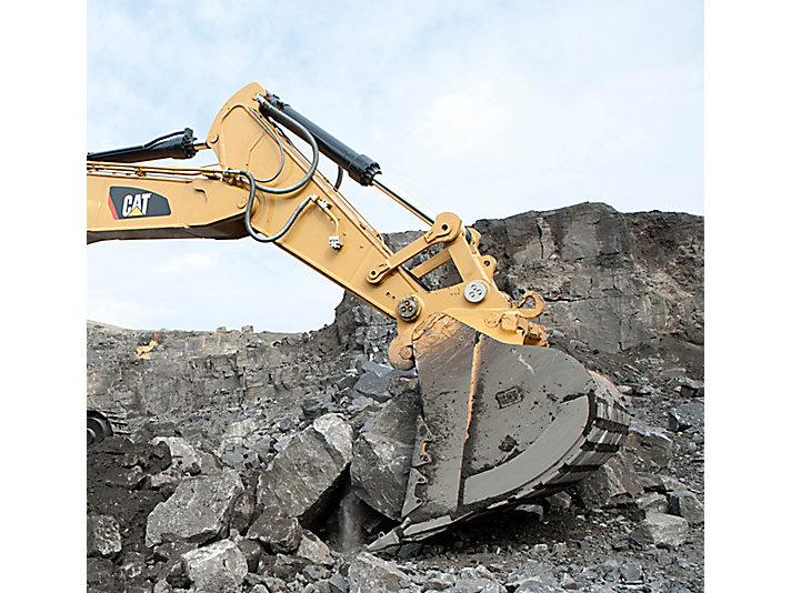 Excavadora Hidráulica Grande 374D L