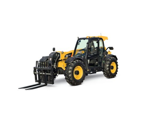 TH407C - Telehandlers