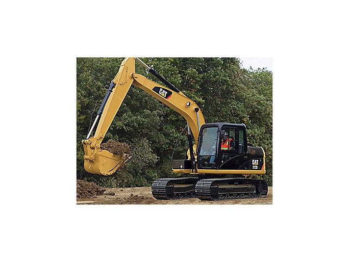 Escavadeira Pequena 312D/D2 L