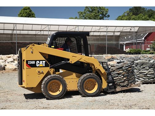 236D - Skid Steer Loaders