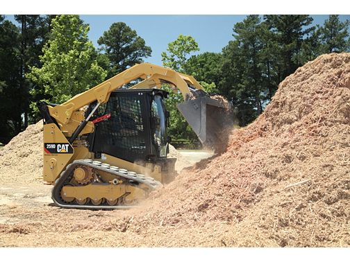259D - Compact Track Loaders
