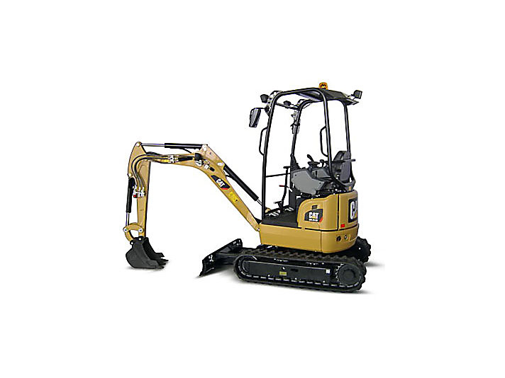 Cat Hydraulische Minigraafmachine 301 7d Cr Caterpillar
