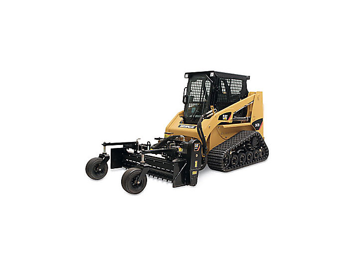 247B Series 3 Multi Terrain Loader
