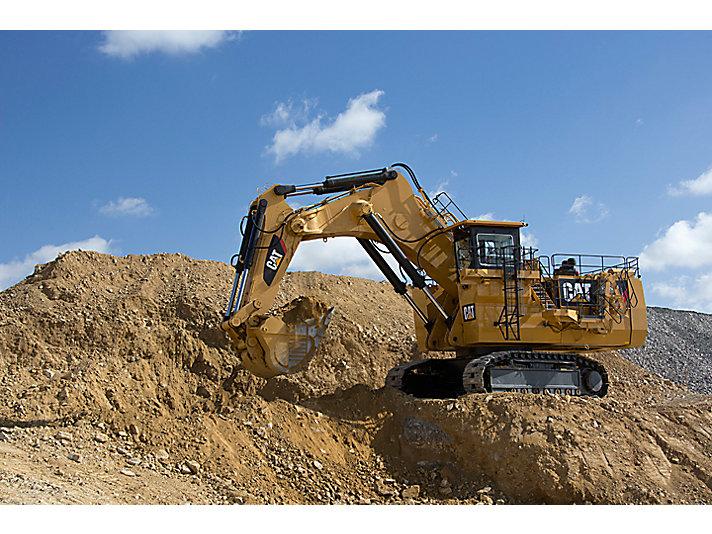 6040/6040 FS Hidrolik Maden Kepçeleri