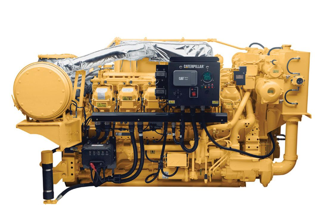 3512C IMO II  Commercial Propulsion Engines
