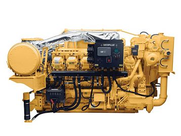 3512C IMO II - Commercial Propulsion Engines