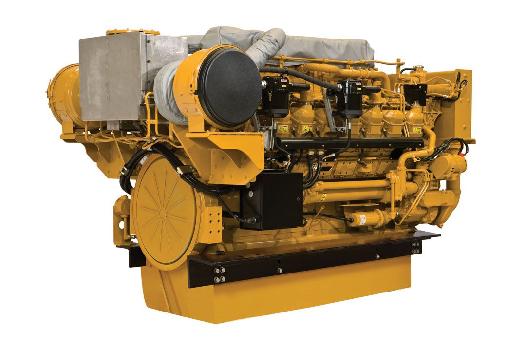 The Right Choice: Tier 4 Marine Engines with SCR Technology