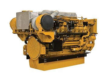 3512C Tier 3 - Commercial Propulsion Engines