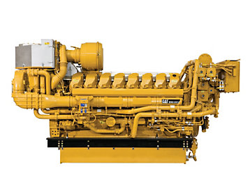 Caterpillar Marine Products