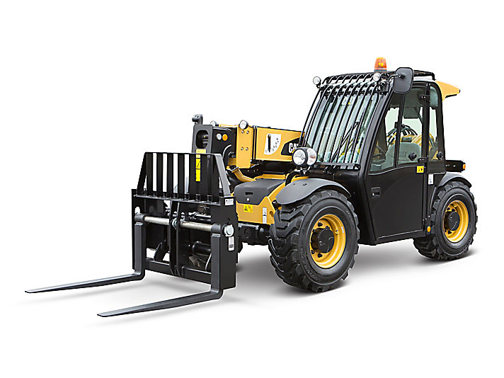 TH255C Telehandler