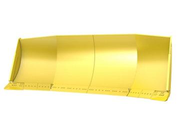 16.4 m³ (21.5 yd³)