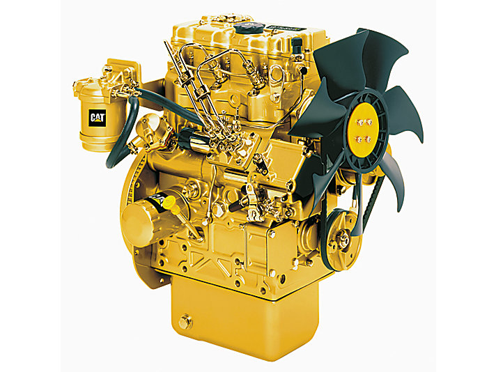 Engine Diesel C1.1 Tier 4 - Regulasi Ketat