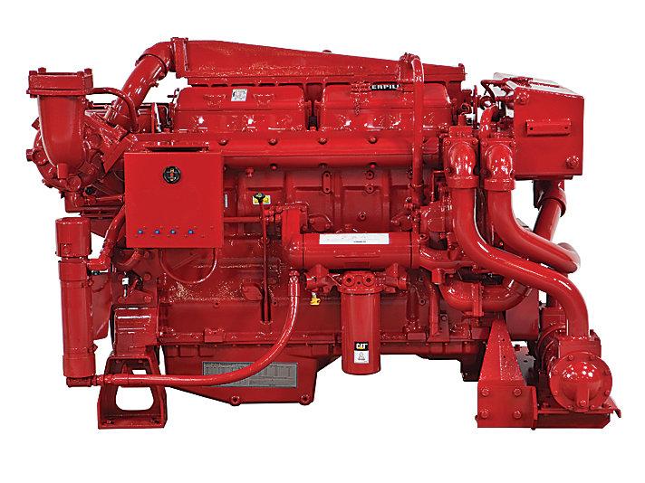 3412C 消防泵